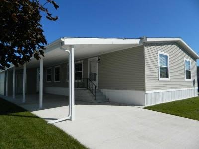 Mobile Home at 3017 Johnson Rd Lot 49 Stevensville, MI 49127