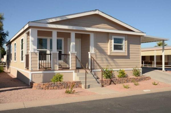 Senior Retirement Living 2014 Clayton Manufactured Home