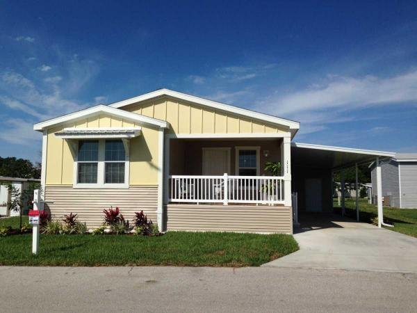 2015 Palm Harbor Tuscany Mobile Home