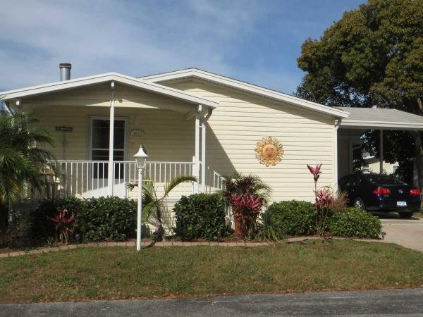 2004 Homes of Merit Royal Palm Mobile Home