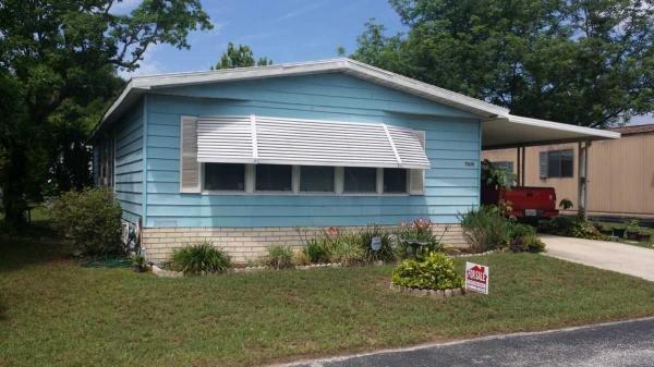 Senior Retirement Living 1985 Palm Harbor Manufactured Home For Sale In Orlando Fl
