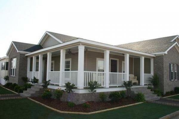 Senior retirement living manufactured and mobile home for Southern living homes for sale
