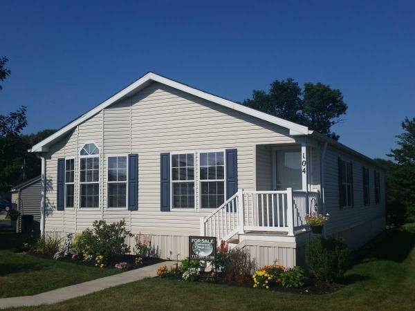 2005 Pine Grove 1808 Manufactured Home