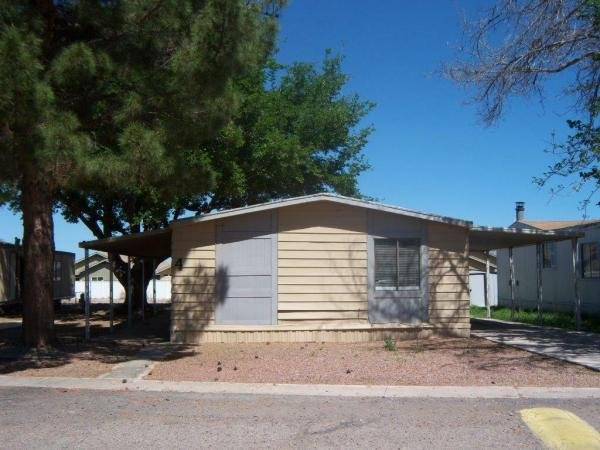 Mobile Home at 1600 Highway 70 Sp. 4, Safford, AZ