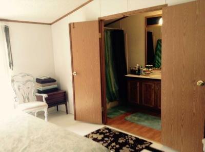 Master Bathroom Double Doors
