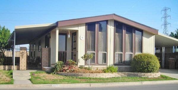 senior retirement living 1981 ramada manufactured home for sale in bakersfield ca. Black Bedroom Furniture Sets. Home Design Ideas