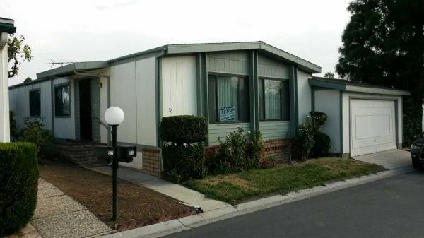1983 Goldenwest Mobile Home