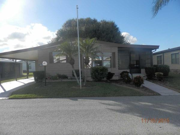 1988 Palm Harbor HS Manufactured Home