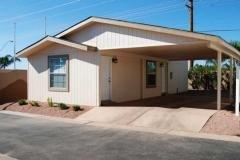 Photo 1 of 12 of home located at 8265 E. Southern Avenue Mesa, AZ 85209