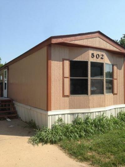 Mobile Home at 2101 W Macarthur Road #502 Wichita, KS 67217