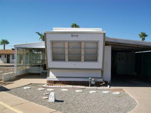 Senior retirement living 1963 kropf mobile home for sale - 2 bedroom houses for rent in mesa az ...