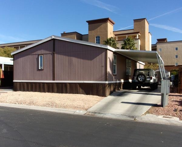 senior retirement living 1999 mobile home for sale in las vegas nv