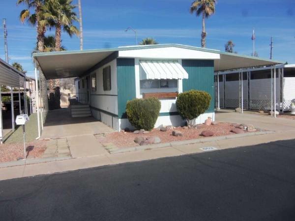 Senior retirement living 1977 buddy manufactured home - 2 bedroom houses for rent in mesa az ...