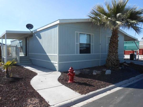 1991 Palm Harbor Manufactured Home