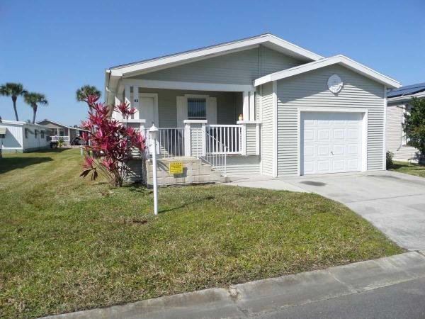 senior retirement living 2005 palm harbor manufactured home for sale in melbourne fl