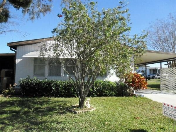 1985 Palm Harbor Mobile Home
