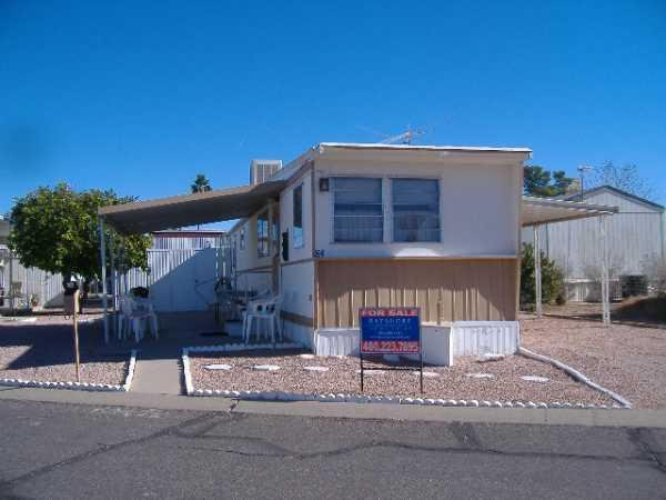 active adult communities az mobile home