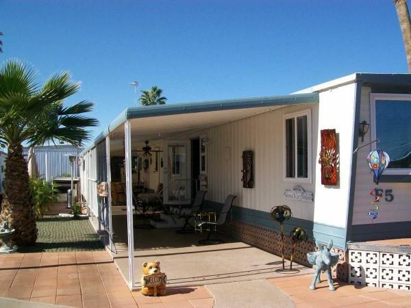 Senior Retirement Living 1966 Heritage Mobile Home For