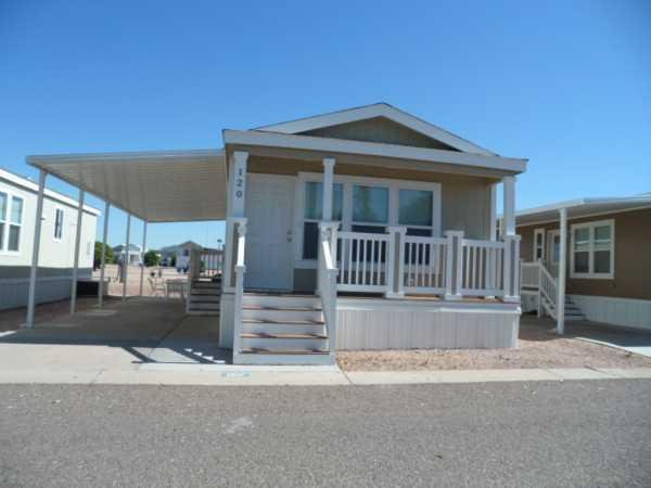 2016 Cavco Canyon Villa Alt A Mobile Home