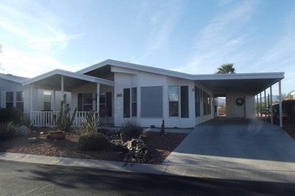 Senior Retirement Living 2000 Cavco Manufactured Home