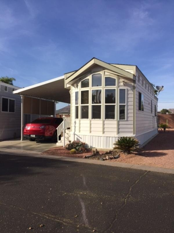2011 Palm harbor Gold Mobile Home