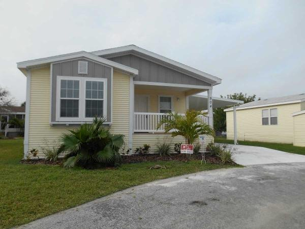 2015 Palm Harbor  South Beach IV Mobile Home