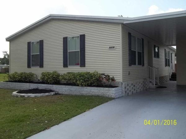 2007 Palm Harbor 15C9360 Manufactured Home
