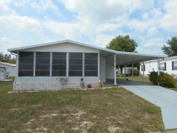 Senior Retirement Living 1995 Manufactured Home For Sale In Fruitland Park Fl