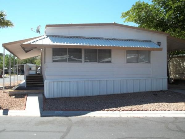 senior retirement living 1973 mobile home for sale in las vegas nv