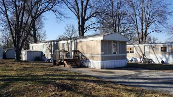 1989 Clayton Mobile Home