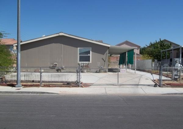 senior retirement living 2006 mobile home for sale in las vegas nv
