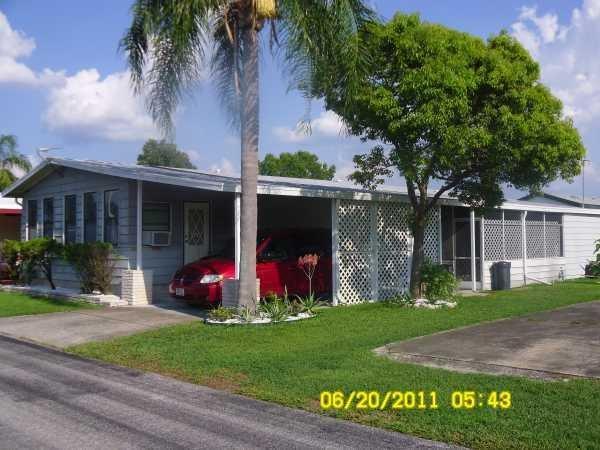 Senior Retirement Living 1988 Palm Harbor Manufactured