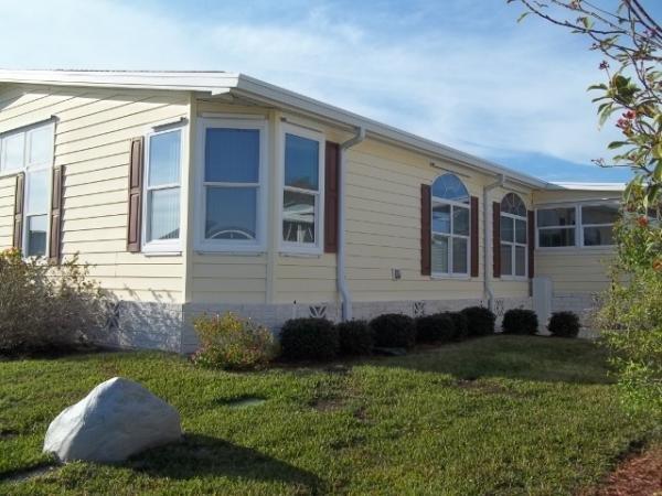 Senior Retirement Living 2006 Palm Harbor Mobile Home For Sale In Ellenton Fl