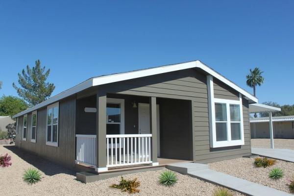 Senior Retirement Living 2017 Cavco Oakcrest Mobile Home