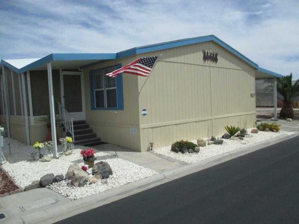 2001 Palm Harbor Manufactured Home