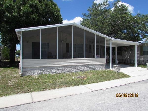 2004 Skyline Palm Bay Manufactured Home