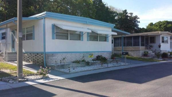 senior retirement living 1972 rich mobile home for sale