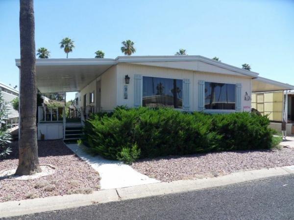 Senior Retirement Living 1972 Festival Mobile Home For Sale In Tucson Az