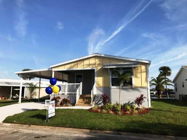 2017 Palm Harbor South Beach I Mobile Home
