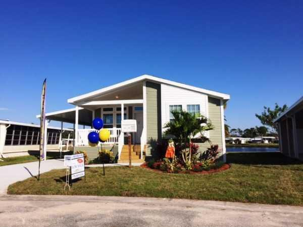 2017 Palm Harbor Casa Marina Mobile Home