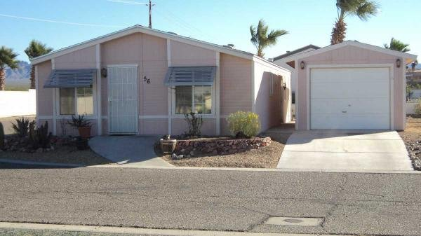 Mobile Home at 2066 El Rodeo Rd. Sp. 56, Fort Mohave, AZ