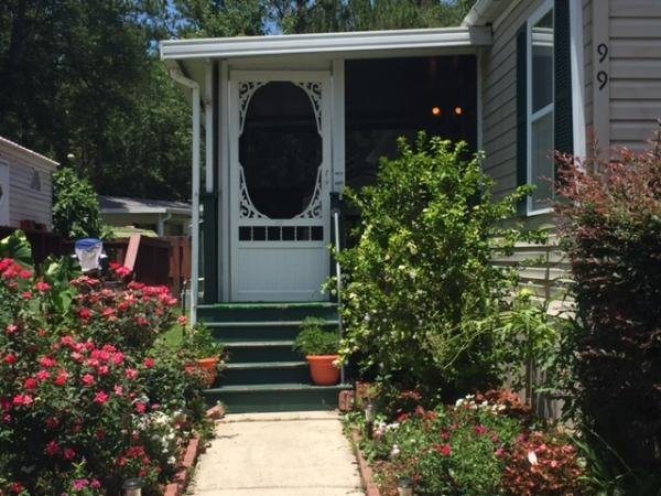 Mobile Home at 500 CHAFFEE ROAD SOUTH LOT 99, Jacksonville, FL