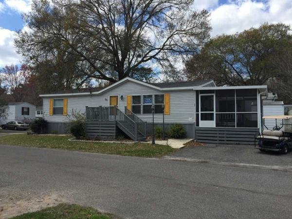Mobile Home at 500 CHAFFEE ROAD SOUTH LOT 90, Jacksonville, FL