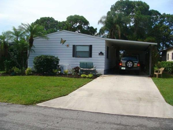 1983 Palm Harbor Mobile Home