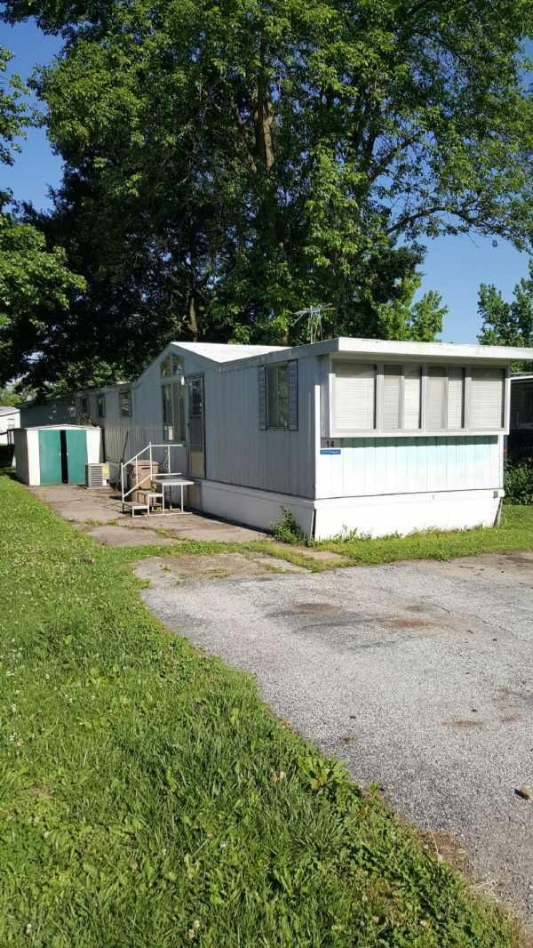 1968 Stewart Mobile Home