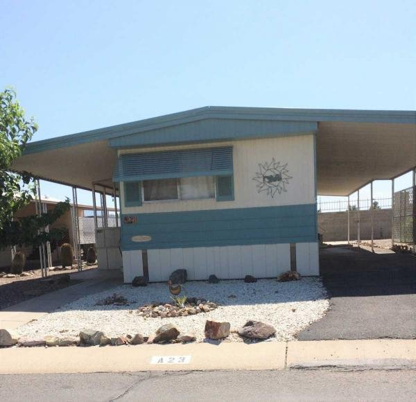 senior retirement living 1979 hillc manufactured home for sale in tucson az