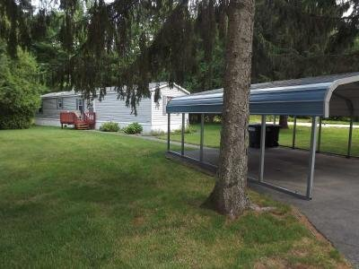 Mobile Home at 120 Ballard Rd. Gansevoort, NY 12831