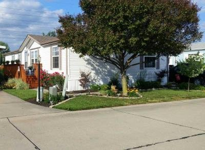 Mobile Home at 9377 Canal Way West Chester, OH