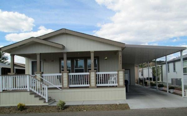 senior retirement living 2014 cavco manufactured home for sale in dewey az