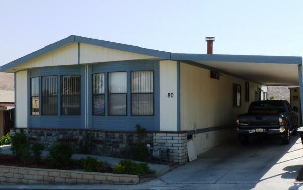 1988 canyon crest Manufactured Home